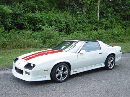 1992 chevrolet Camaro for sale 101002367