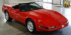 1992 chevrolet Corvette Convertible for sale 100971847