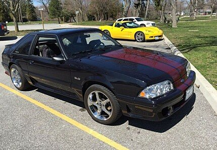1992 ford Mustang for sale 101021445