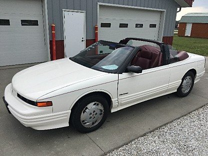 1992 oldsmobile Cutlass Supreme Convertible for sale 100994769
