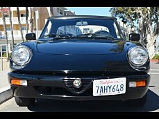 1993 Alfa Romeo Spider Veloce for sale 100741676