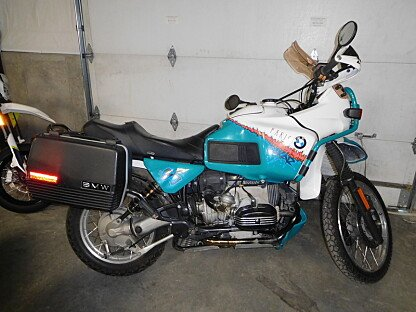 1993 BMW R100GS for sale 200519107