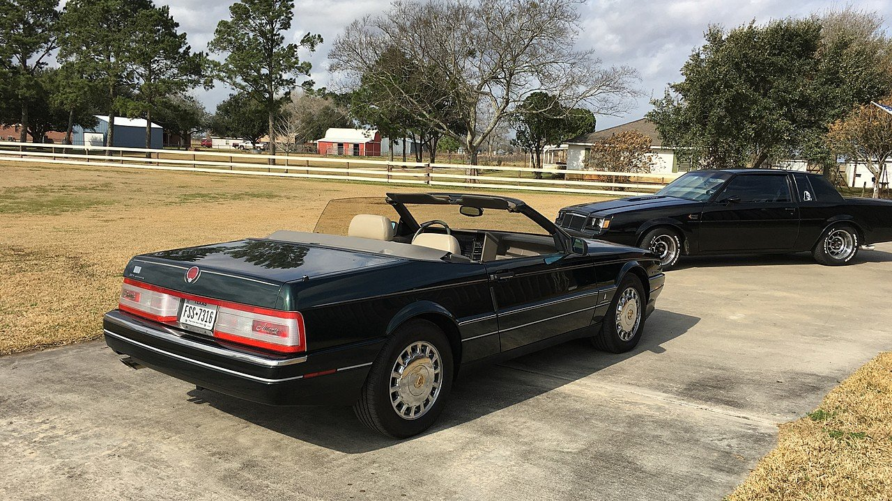1993 cadillac allante for sale 100887753