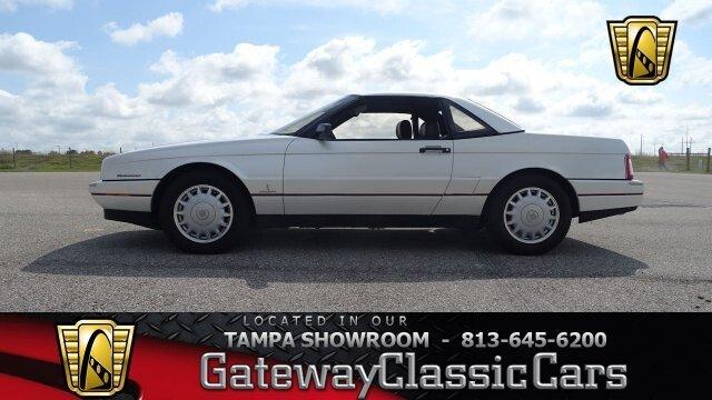 1993 cadillac allante for sale near o fallon illinois 62269 rh classics autotrader com 1993 Cadillac DeVille 1993 cadillac allante owners manual