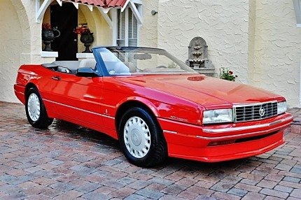 1993 Cadillac Allante for sale 100962579