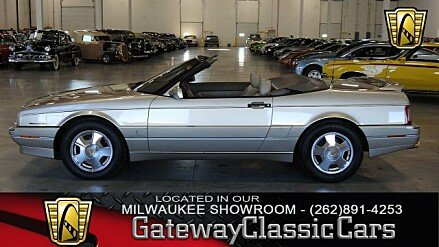 1993 Cadillac Allante for sale 100964834