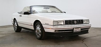 1993 Cadillac Allante for sale 100986916