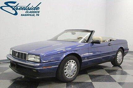 1993 Cadillac Allante for sale 100988002