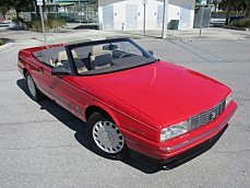 1993 Cadillac Allante for sale 100997267