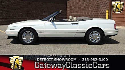 1993 Cadillac Allante for sale 101011731