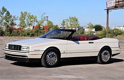 1993 Cadillac Allante for sale 101033870