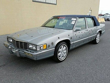 1993 Cadillac De Ville Sedan for sale 100870155