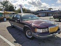 1993 Cadillac Fleetwood Sedan for sale 100977509