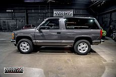 1993 Chevrolet Blazer 4WD for sale 100879486