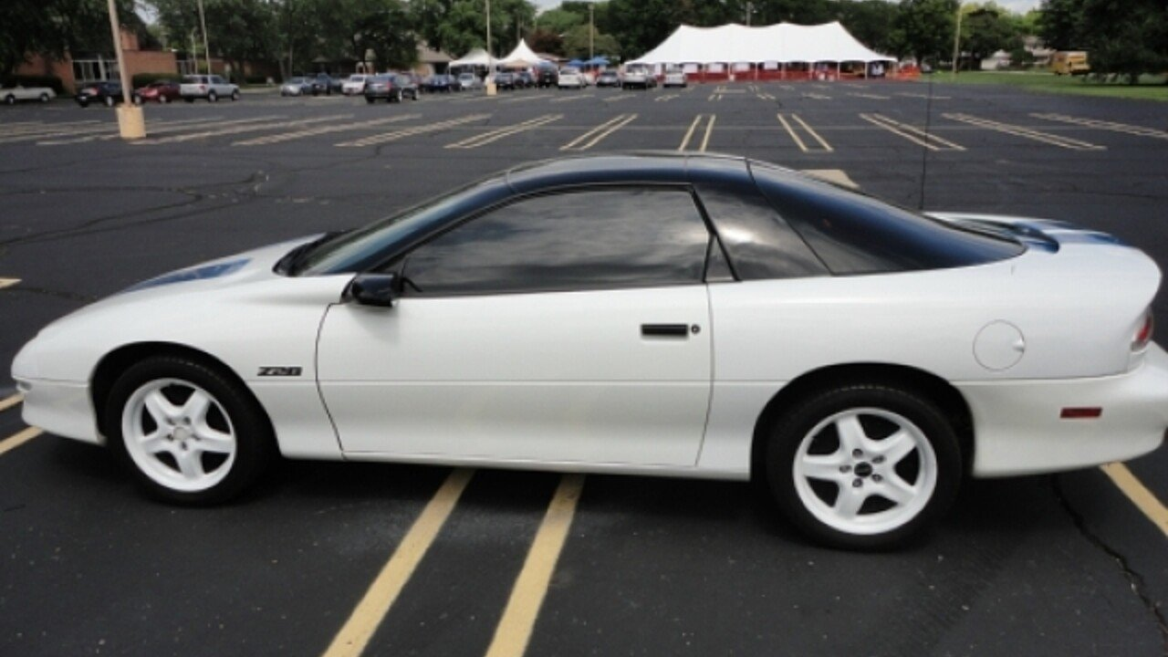 1993 Chevrolet Camaro Z28 Coupe for sale 100768319