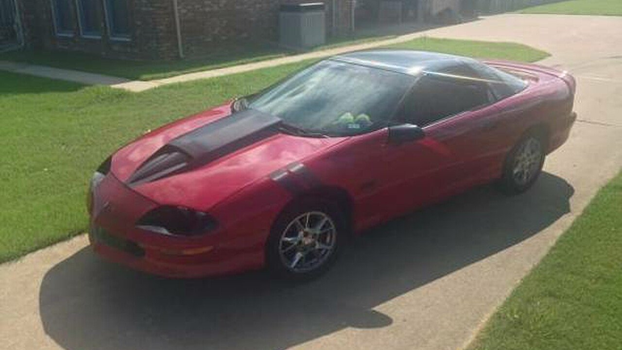 1993 Chevrolet Camaro Z28 Coupe for sale 100812321