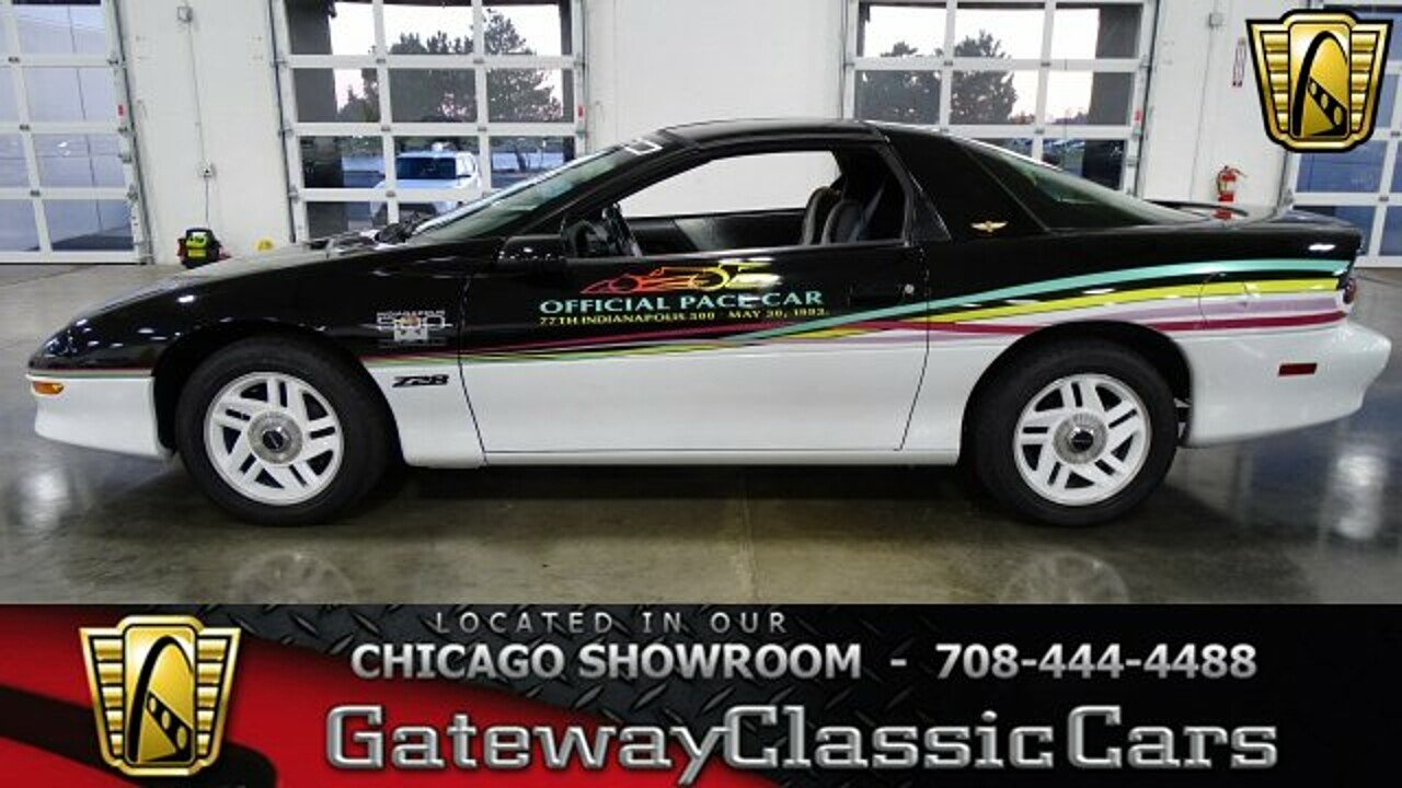 1993 Chevrolet Camaro Z28 Coupe for sale 100964821