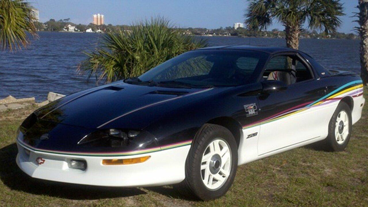 1993 Chevrolet Camaro For Sale Near Orient Ohio 43146