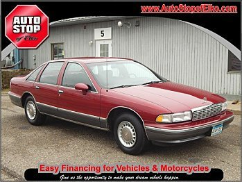 1993 Chevrolet Caprice Classic Sedan for sale 100840423