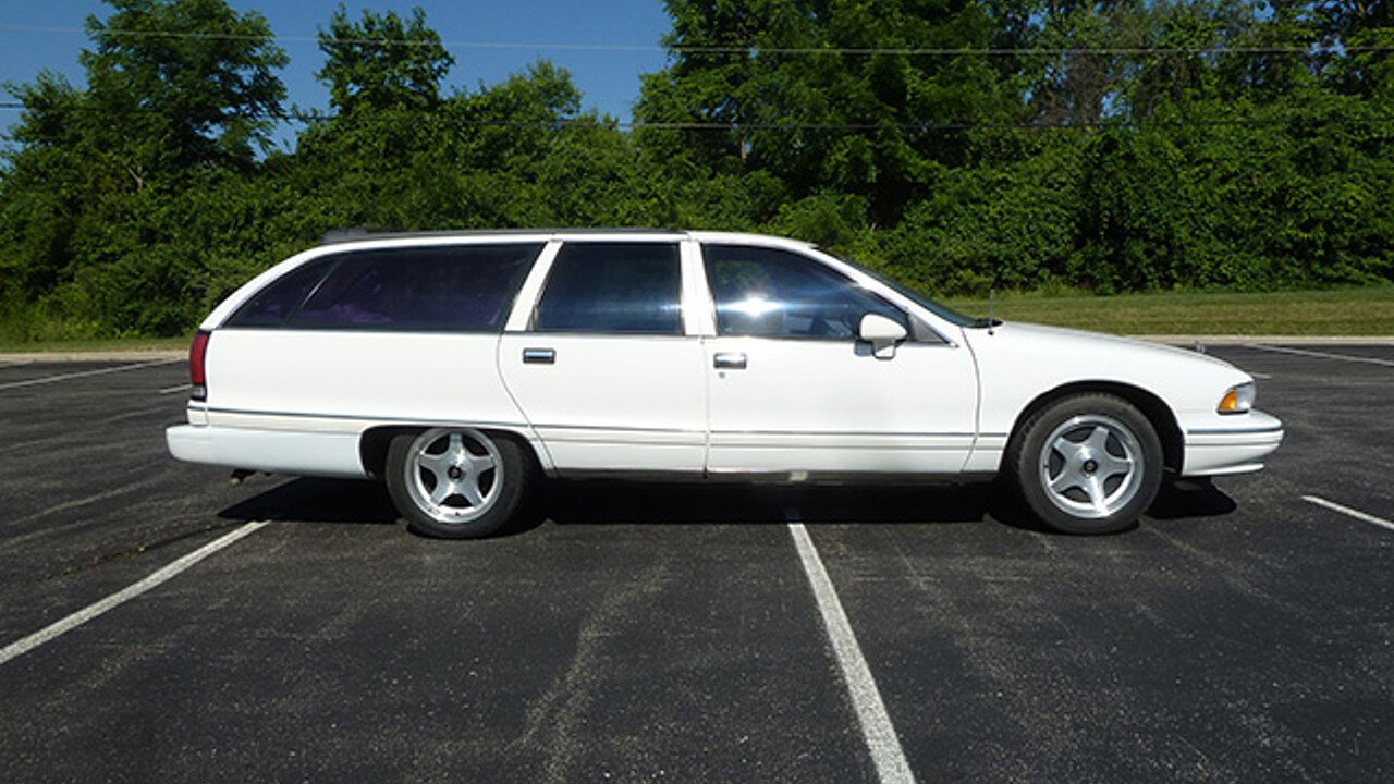 1993 Chevrolet Caprice for sale 100842455