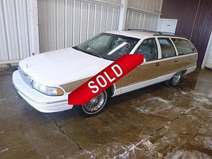 1993 Chevrolet Caprice Classic Wagon for sale 100877978