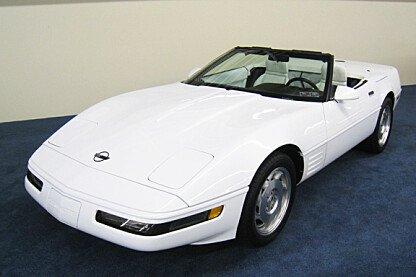 1993 Chevrolet Corvette for sale 100743700