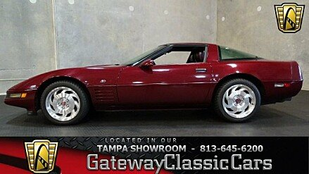 1993 Chevrolet Corvette Coupe for sale 100749058