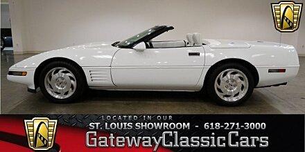 1993 Chevrolet Corvette Convertible for sale 100752148