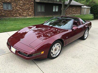 1993 Chevrolet Corvette Coupe for sale 100768884