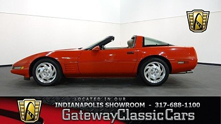 1993 Chevrolet Corvette Coupe for sale 100771319