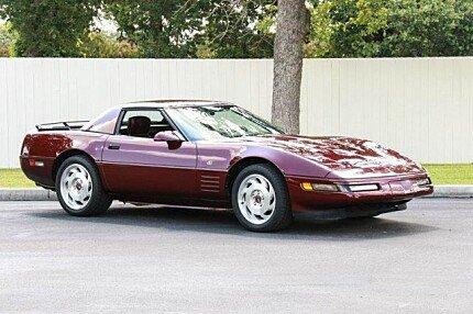 1993 Chevrolet Corvette Convertible for sale 100772627
