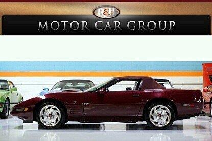 1993 Chevrolet Corvette Convertible for sale 100774491