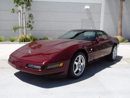 1993 Chevrolet Corvette Coupe for sale 100774690