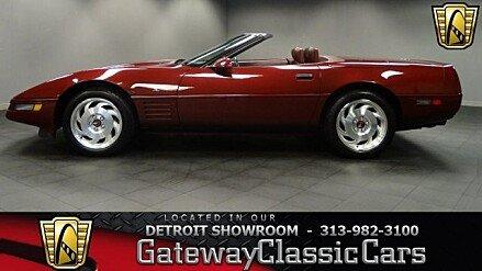 1993 Chevrolet Corvette Convertible for sale 100778162