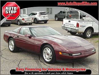 1993 Chevrolet Corvette Coupe for sale 100781861