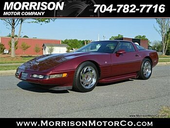 1993 Chevrolet Corvette Coupe for sale 100863864