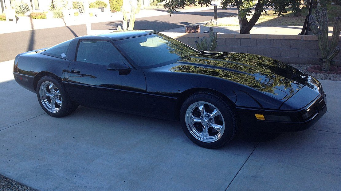 1993 Chevrolet Corvette Coupe for sale 100742709