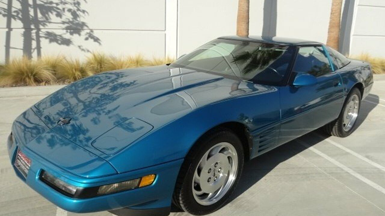 1993 Chevrolet Corvette Coupe for sale 100946918
