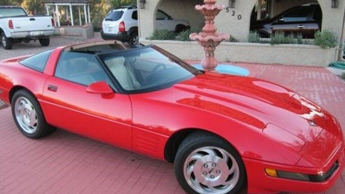 1993 Chevrolet Corvette for sale 100957561