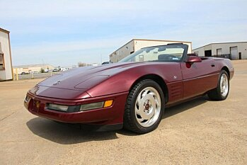 1993 Chevrolet Corvette Convertible for sale 100968463