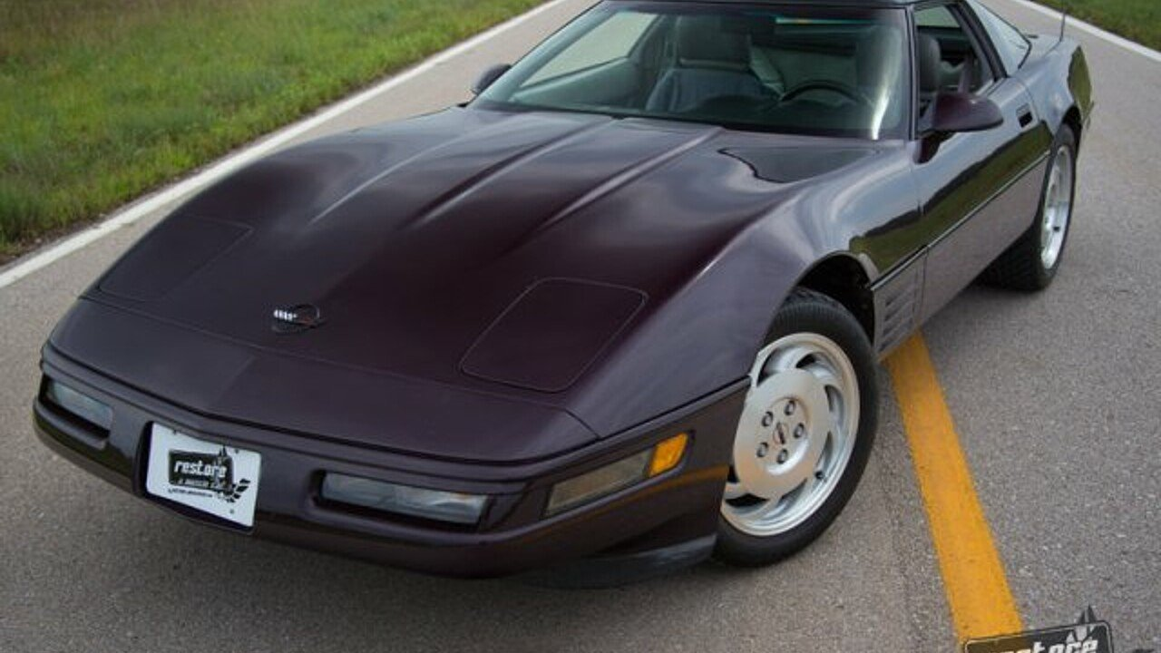 1993 Chevrolet Corvette Coupe for sale 100984266