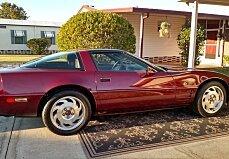 1993 Chevrolet Corvette Coupe for sale 100831026