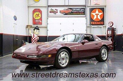 1993 Chevrolet Corvette Convertible for sale 100856566