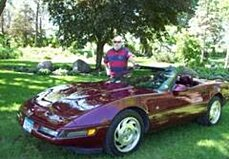 1993 Chevrolet Corvette Convertible for sale 100864425