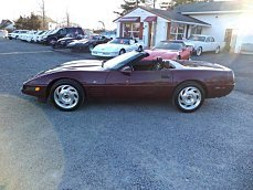 1993 Chevrolet Corvette Convertible for sale 100870136