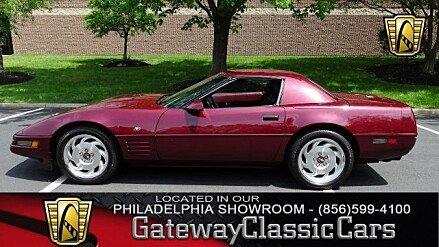 1993 Chevrolet Corvette Convertible for sale 100872785