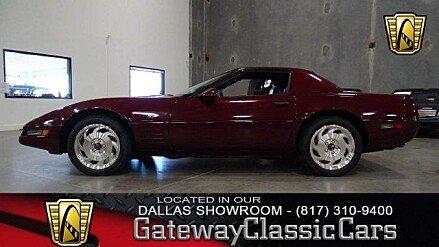 1993 Chevrolet Corvette Convertible for sale 100920979