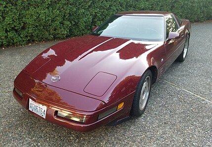 1993 Chevrolet Corvette for sale 100943895