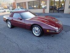 1993 Chevrolet Corvette Convertible for sale 100945369