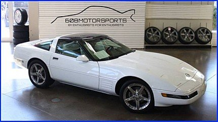 1993 Chevrolet Corvette Coupe for sale 100946205